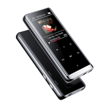 Touch-Screen-Multilanguage Mp4-Player Fm-Radio Color-Display HIFI Bluetooth Lossless