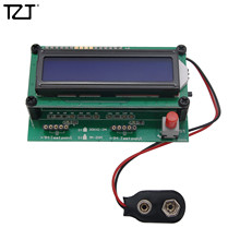 TZT 20M Crystal Oscillator Tester Meter Low/High Frequency 3M-20M 30KHZ-2M ADC 49S