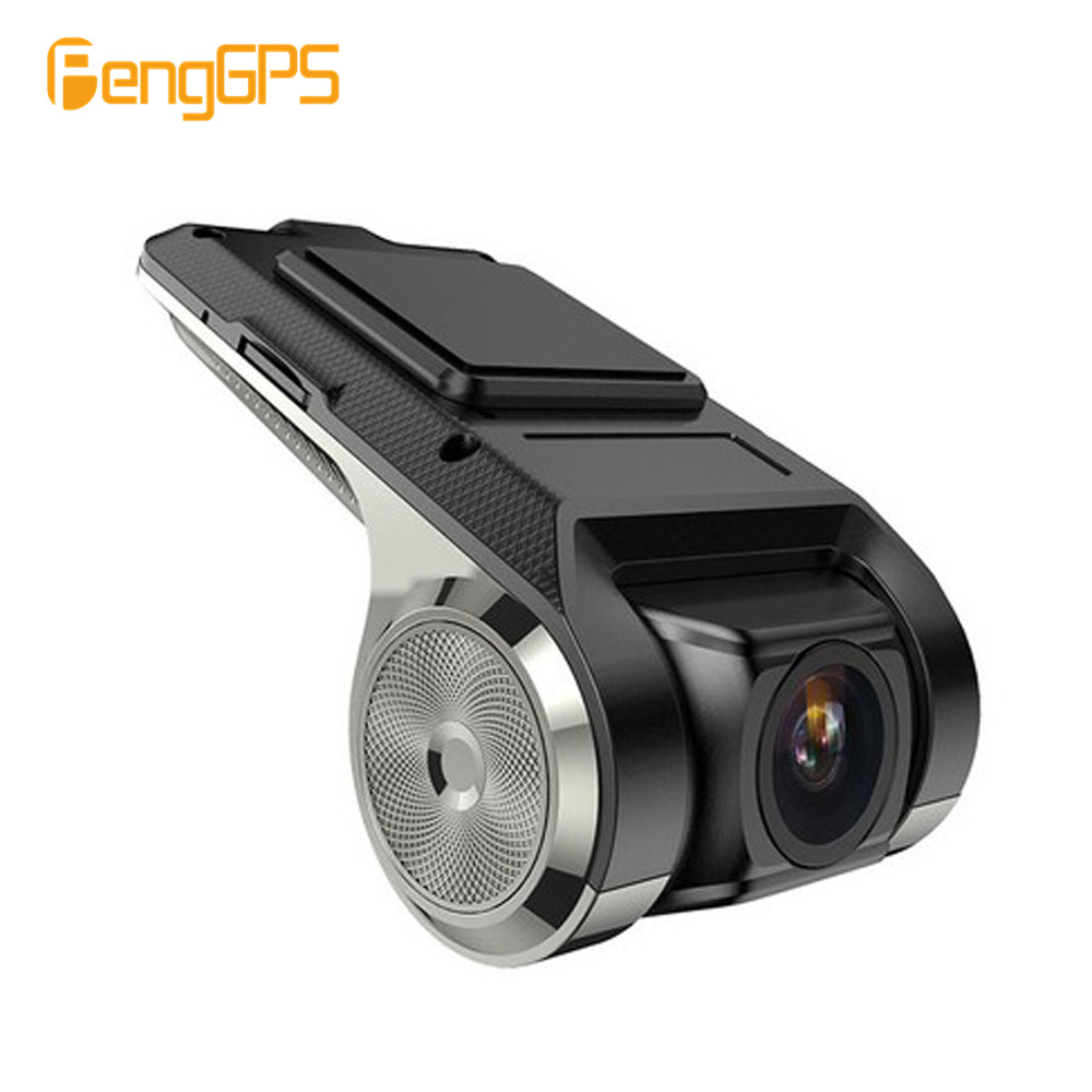 Car DVR Camera Full HD 720P 30fps 150 Degree Wide-Angle Dash Cam Night Vision Automatic Camera