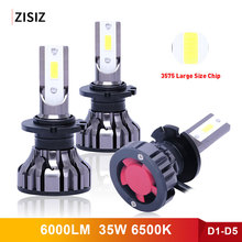 MINI Canbus Car Headlight LED Bulb D1S D2S D2R D2C D3S D4S D5S 35W 6500K 6000LM led automotivo Auto Fog Light Lamp 2PCS Styling sitemap html page 10 page 8 page 7 page 7 page 8 page 8