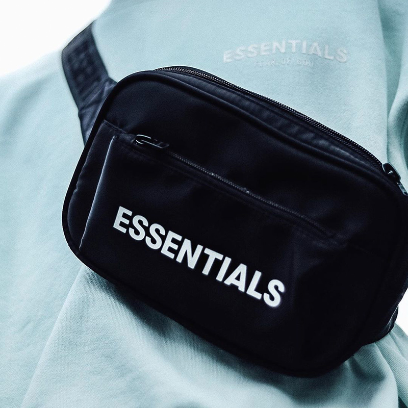 MABULA High Quality Fanny Pack Soft Nylon Sport Waist Bag Unisex Fashion Waterproof Travel Chest  Packs Belt Money Pouch