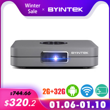 BYINTEK UFO U20 Pro Android Smart Wifi Portable Mi