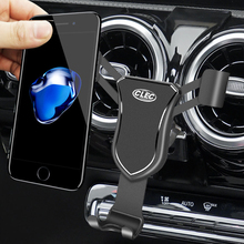 for Mercedes-Benz A Class (W177) 2019 2020 Car Air Vent Mount Phone Holder Stable Cradle Smart Stand