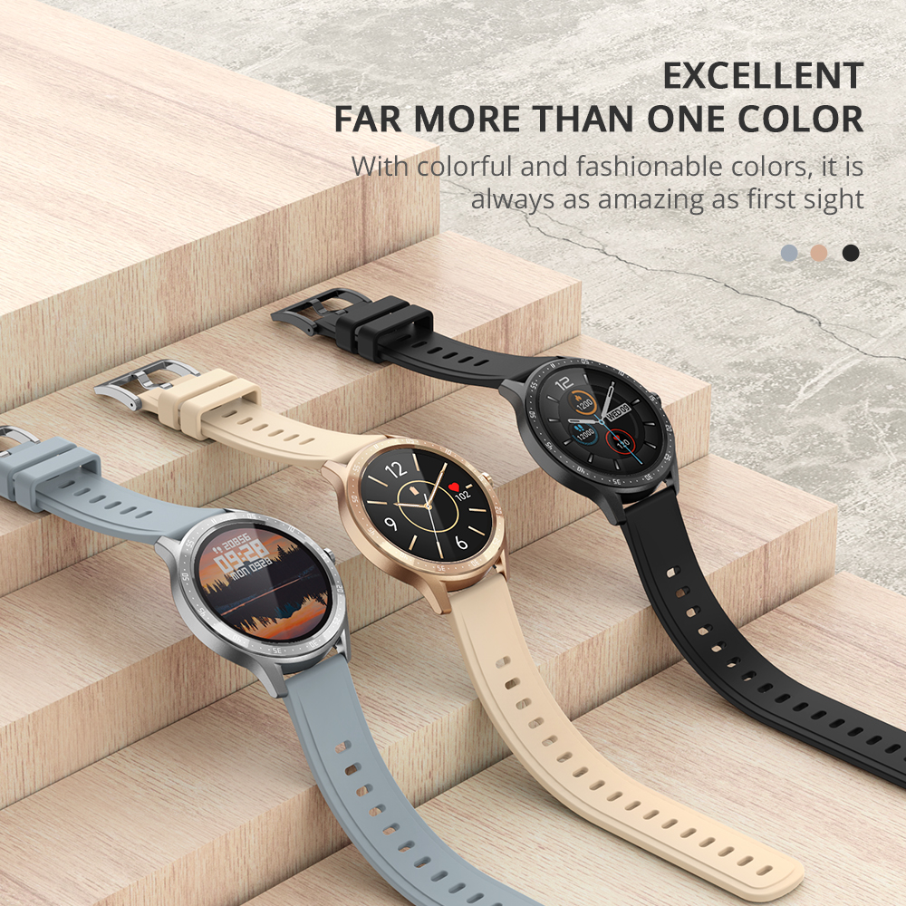 COLMI SKY 5 Smart Watch Men Heart Rate Monitor IP67 Waterproof Bluetooth Smartwatch Global Version For iPhone and android phone 2
