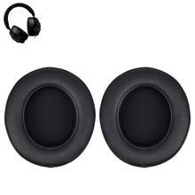 EarPads For Razer Kraken Pro V2 Replacement Protein Leather & Memory Foam Gaming Headphone Oval Ear Cushion sh# razer kraken 7 1 v2
