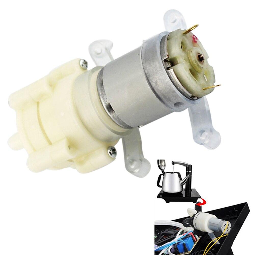 1pcs For NIDEC 370 DC16V Self-priming Diaphragm Oxygen Water Pump for DIY Parts
