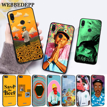 WEBBEDEPP tyler the creator Silicone Case for Xiaomi Redmi Note 4X 5 6 7 Pro 5A  Prime