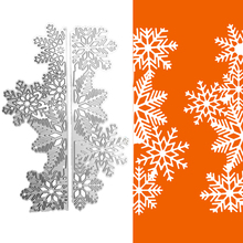 DIY Handmade Christmas Snowflake Metal Cutting Mold For Christmas Paper Card Cutting Die 2020 New Mold Craft Mold Card Embossing