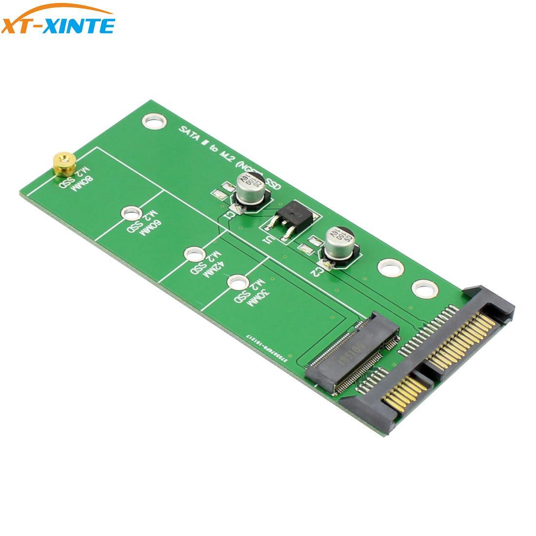 XT-XINTE SATA3 M.2 Card NGFF ( M2 ) SSD To 2.5