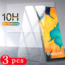 3Pcs 9D for samsaung galaxy A10 A20 A20S A30 A40 A50 A50S A60 A70 A80 A90 tempered glass protective phone screen protector film