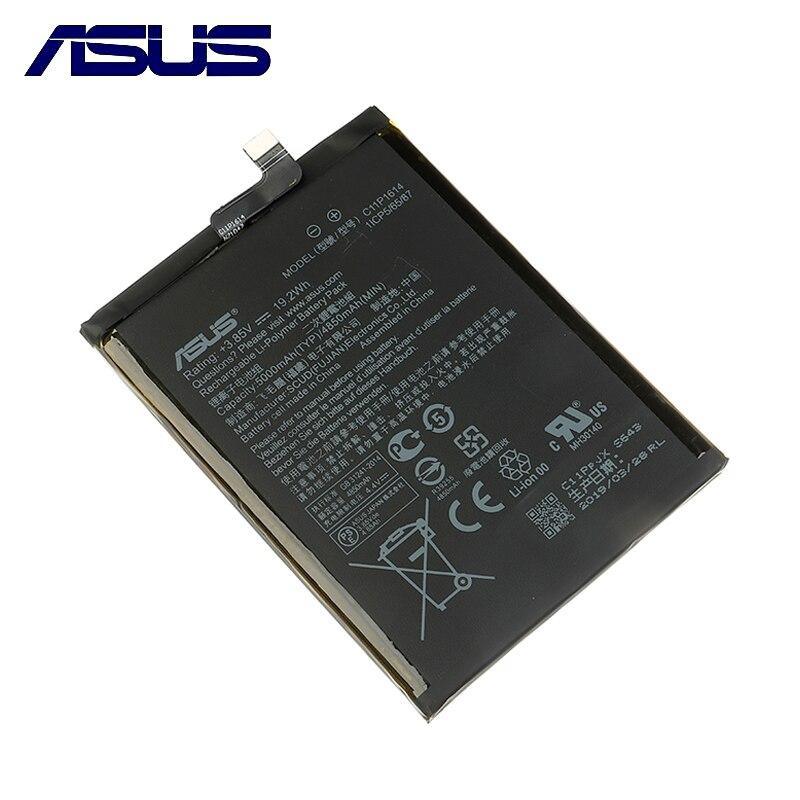 Оригинальный аккумулятор для ASUS Zenfone 3S Max, аккумулятор Pegasus 3S ZC521TL X00GD C11P1614, 4850 / 5000 мАч, полная емкость