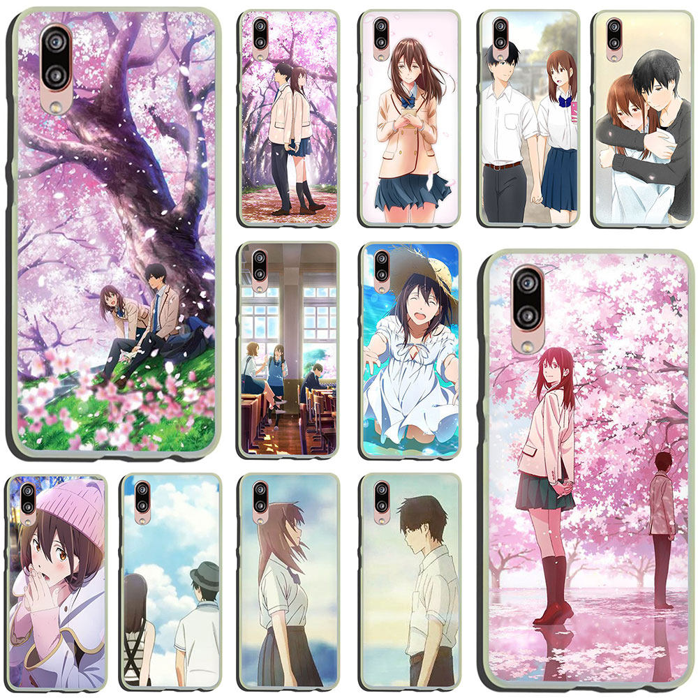 Babaite Movie I Want To Eat Your Pancreas Tpu Soft Phone Case For
