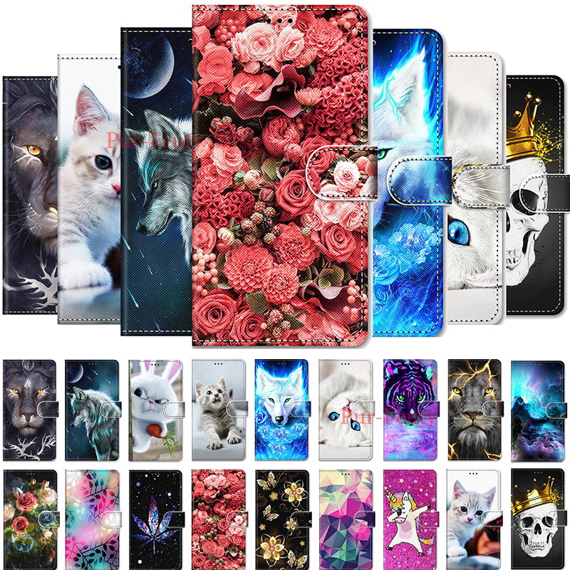 for Samsung A20E A10S A30 A50 S A107 magnet pu leather wallet phone capa On for Samsung Galaxy a10 A 10 <font><b>A105FN</b></font>/DS A105G cover image