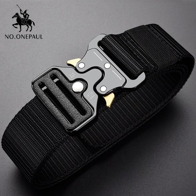 NO.ONEPAUL Tactical Belt 5