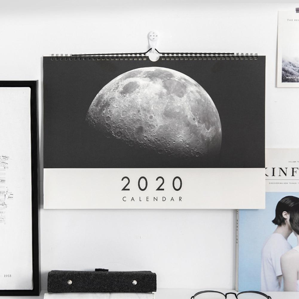 2020 Calendary Memorandum Workpad Schedule Paper Office Wall Calendar Schedule School Home Supplies Calendars