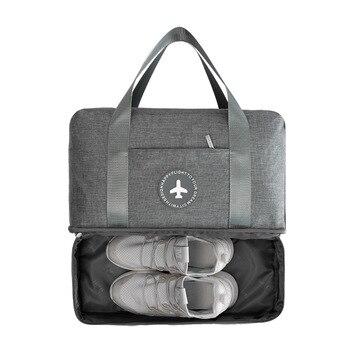 Women Travel Bags Organizadores Trip Packing Organizers Bolsas De Viaje Mujer Weekender Bag for Clothes Shoes Pouch