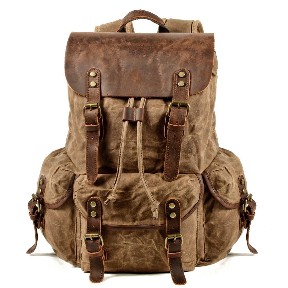 Купить мужской рюкзак для ноутбука compart мужской в деревенском стиле