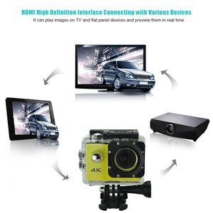 Image 5 - スポーツアクションビデオカメラ 4 18k 防水広視野角バイクアウトドアカメラ DJA99