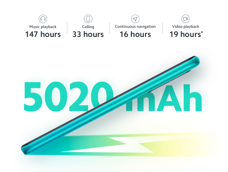 Redmi 9 Smartphone