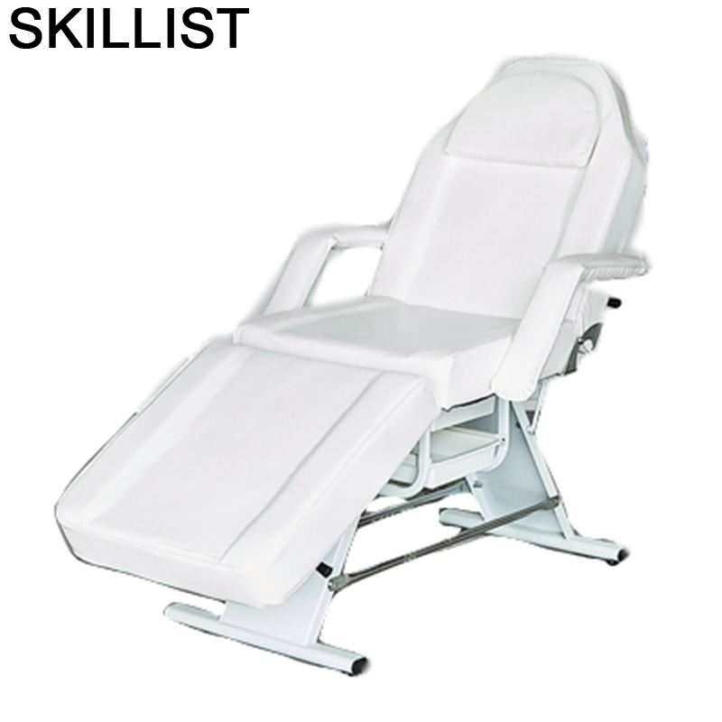Masaj Koltugu Foldable Camilla Plegable De Masaje Letto Pieghevole Lettino Massaggio Folding Table Salon Chair Massage Bed