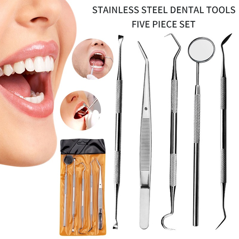 Dental Mouth Mirror Multifunction Checking Eyelash Extension Stainless Steel Teeth Whitening Clean Oral Eyelash Supplies Tools