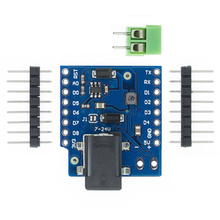 DC Power Shield V1.1.0 para WEMOS D1 mini