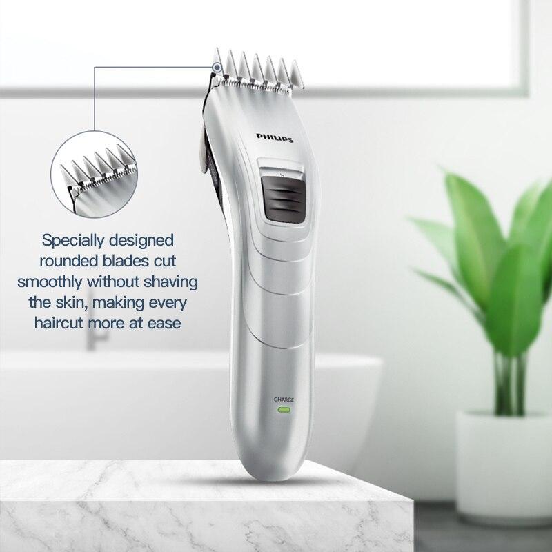 Новинка для электрических волос QC5130 мощная режущая машина для стрижки волос 2