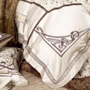 Image 3 - Svetanya Royal style Brocade Bedding Set king queen double size Bedlinen