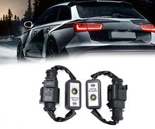 Car Dynamic Turn Add-on Module Wire Harness Signal Indicator LED Taillight Left & Right Tail Light For Audi A3 V8 2013-2018 2pcs