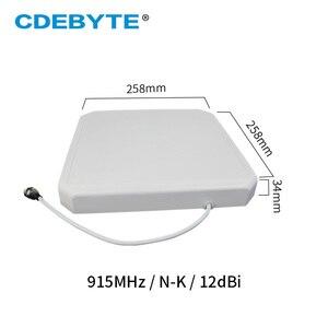 Image 3 - 868MHz 915MHz 12dBi interfaz de N K de alta ganancia 50W Wifi antena Exterior direccional aérea