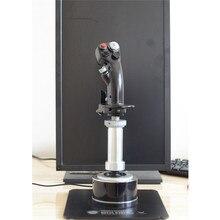 10cm/15cm/20cm değiştirme uzatma çubuğu Joystick uzatma Thrustmaster Warthog Joystick parçaları aksesuarları