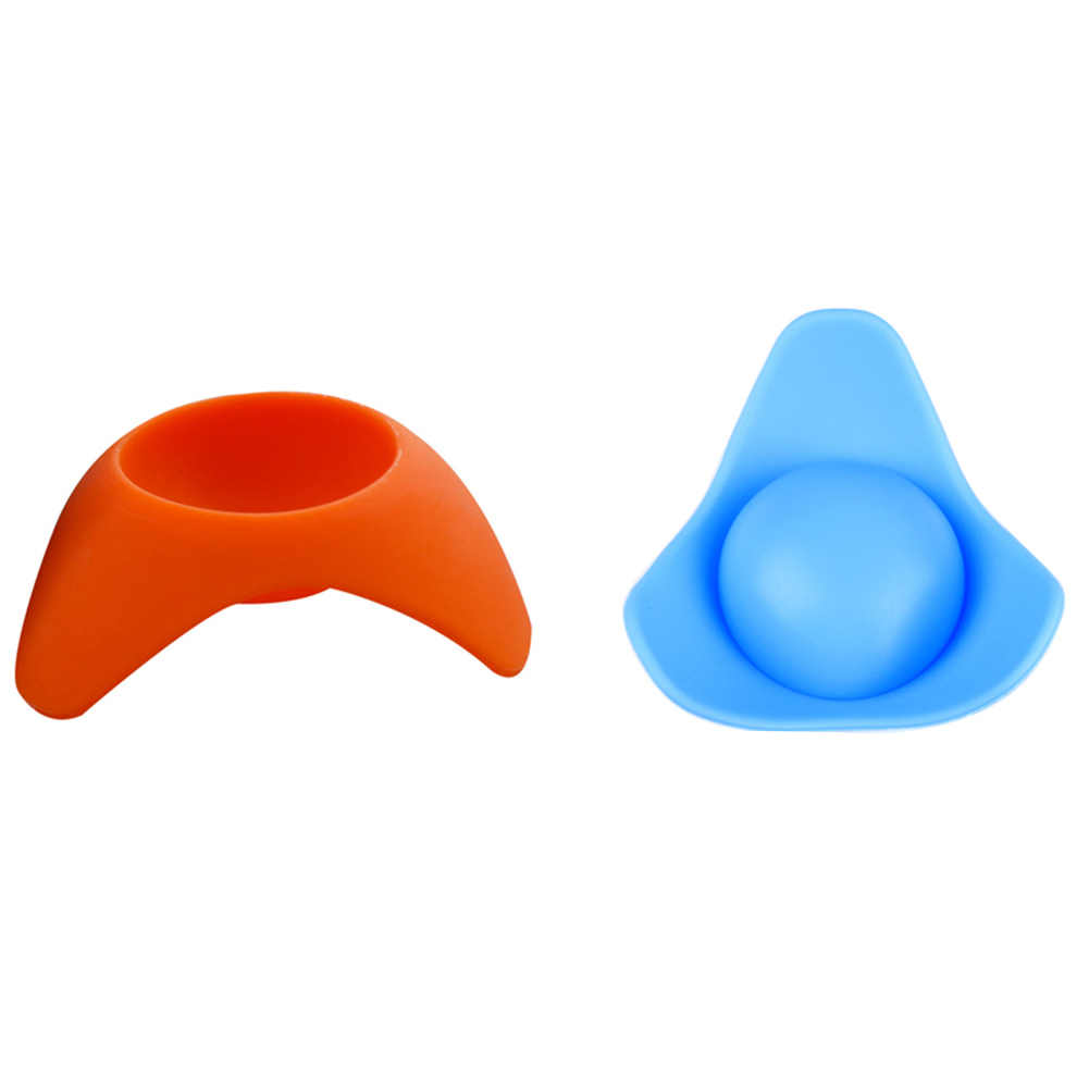 1 pc  Food Grade Silicone Egg Cup Holder Eggs Frame Steam Eggs Seat Silicone Egg Tools