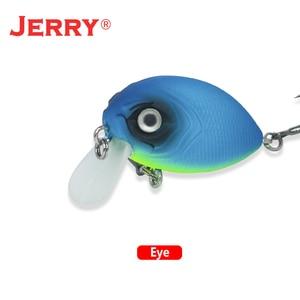 Jerry Peppa 32 мм ультралегкие рыболовные приманки микро приманка воблер форель рыболовные приманки crankbait жесткая приманка Пресноводная приманка