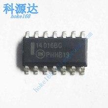 10 pcs/lot MC14016BDR2G 14016BG SOP14 MC14016B En Stock