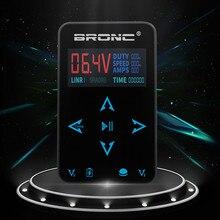 Power-Supplies-Set Bronc-Upgrade Touch-Screen Digital Dual-Tattoo LED Makeup HUMMINGBIRD