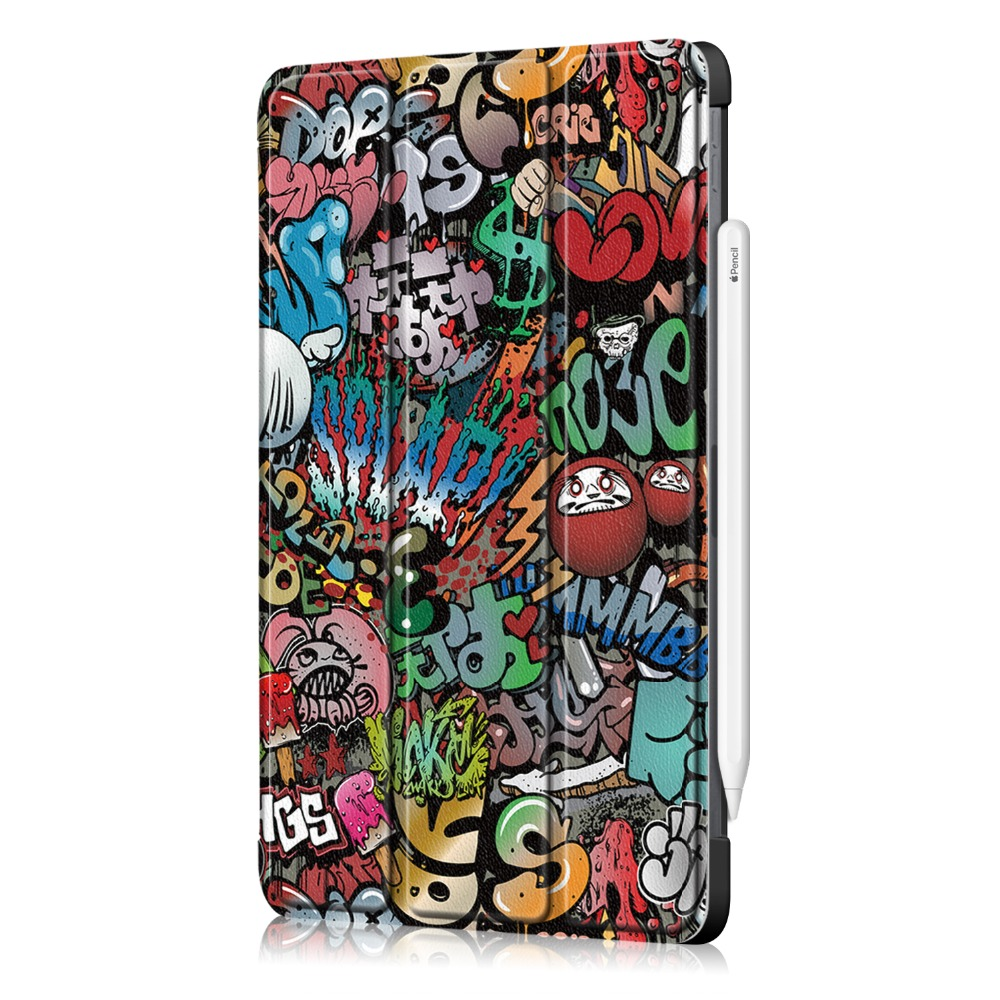 11 Pro for iPad Apple iPad Case Leather PU Stand for 2020 Pro Case 11 Cover Foldable