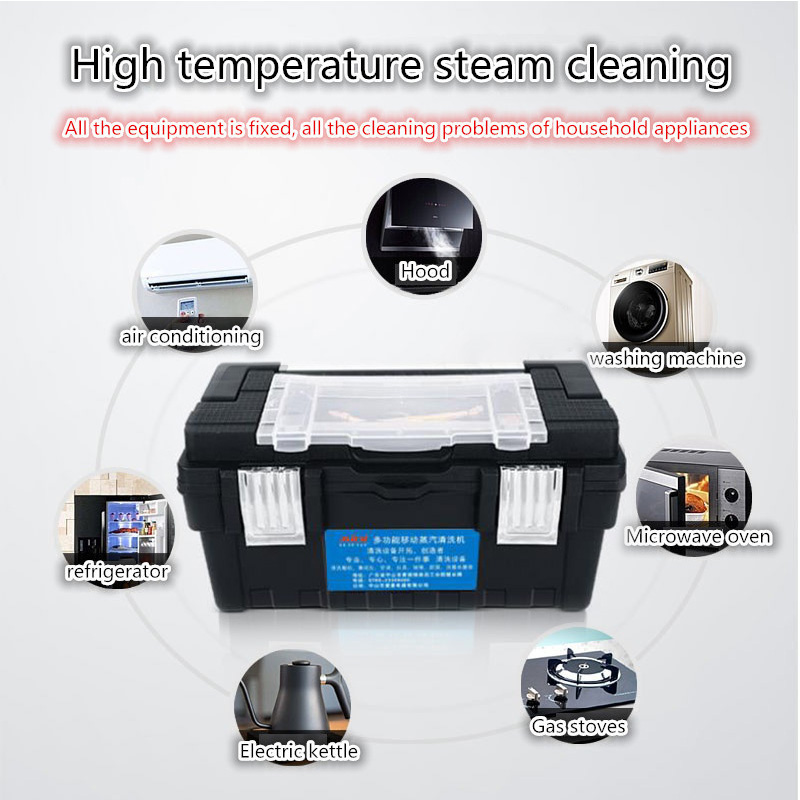 220V 3000w Steam cleaner high temperature and high pressure commercial appliance range hood air conditioner cleaning tool Pakistan