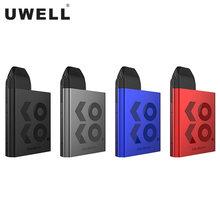 Original Uwell Caliburn KOKO Pod System Kit 520mAh Battery 2mL Cartridge Flavor-Focused Vaporizer 11W Electronic Cigarette Vape(China)