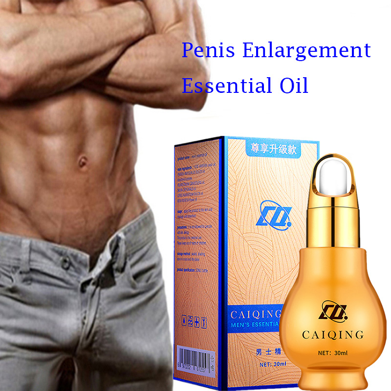Penis Thickening Growth Man Massage Oil Cock Erection Enhance Men Health Care Penile Growth Bigger Enlarger Essential Oil 30ml
