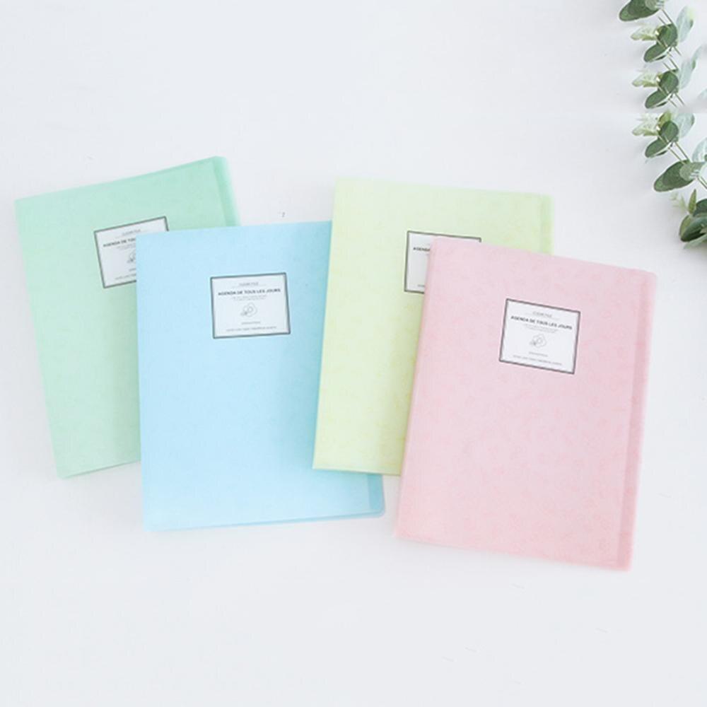 A4 File Document Bag Pouch Bill File Folder Holder Organizer Fastener Office Supplies Dossier