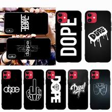 NBDRUICAI DOPE DIY Painted Bling Phone Case for iPhone 11 pro XS MAX 8 7 6 6S Plus X 5S SE 2020 XR case nbdruicai japanese fashion brand diy painted bling phone case for iphone 11 pro xs max 8 7 6 6s plus x 5s se 2020 xr case