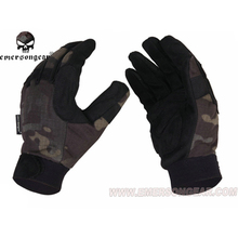 emersongear Emerson Tactical Duty Gloves Full Finger Lightweight Airsoft Hunting Protective Gear MCBK