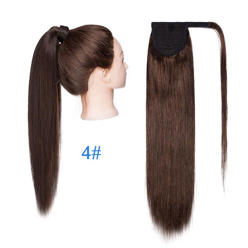 Sego 14 22 extensões de cabelo rabo