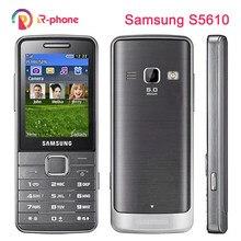 Original Samsung S5610 2G 3G desbloqueado teléfono móvil 2,4