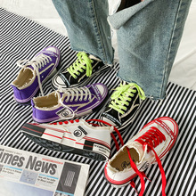 2020 New Star Same Retro Style Old Canvas Shoes Ins Wild Tid