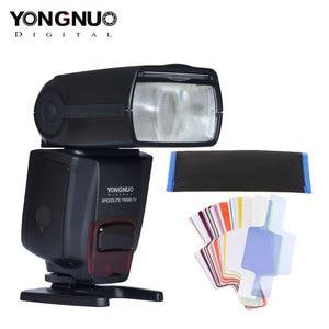 Image 1 - YONGNUO Speedlight For Canon Nikon Olympus Panasonic Pentax Camera Flash YN560IV YN560 IV YN560 IV Wireless Flash Speedlite