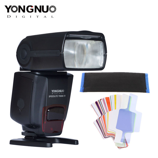 YONGNUO Speedlight For Canon Nikon Olympus Panasonic Pentax Camera Flash YN560IV YN560 IV YN560 IV Wireless Flash Speedlite