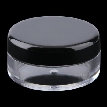 Top Quality Cosmetic Empty Jar Pot Eyeshadow Makeup Face Cream Lip Balm Container Drop Shipping Wholesale image