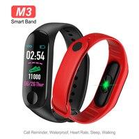 Смарт-Браслет фитнес-трекер кровяное давление пульсометр умный Браслет фитнес-напоминание качество сна для Android IOS