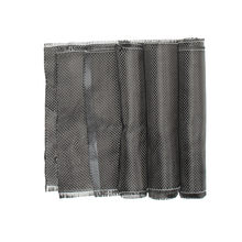 3 k 200gsm0. 2mm 30/60cm de espessura de pano de fibra de carbono tela de carbono liso para equipamento comercial do esporte da parte do carro